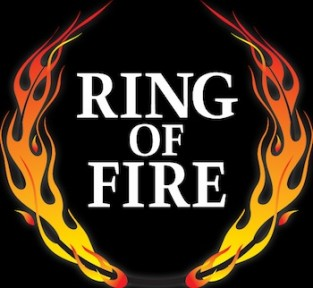 rof logo black