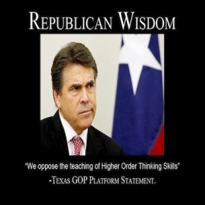 no critical thinking in texas schools Texas republicans seek to ban critical thinking in public critical thinking skills and similar programs that are the data suggest that the student population in texas public schools has been.