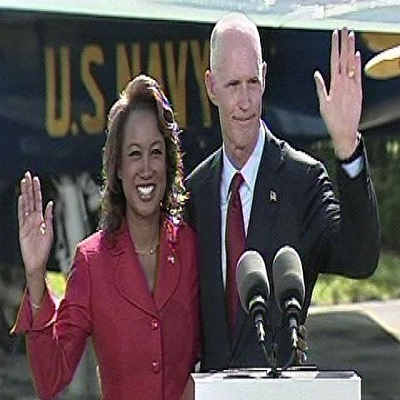 One Less In Rick Scott S Den Of Thieves Florida Lt Gov