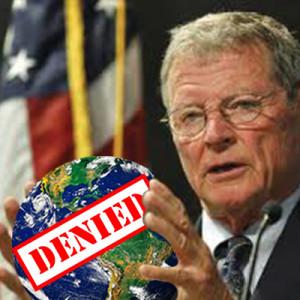 Inhofe climate denial