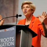 Warren-Netroots Nation