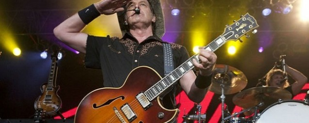 Ted Nugent is Just a Right-Wing Whiner