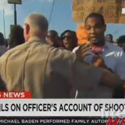 Police Shove CNN's Don Lemon