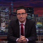 John Oliver Angry
