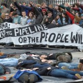 XL Pipeline Protest