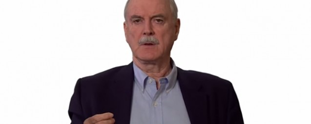 John Cleese: Fox News is Too Stupid to Know It's Stupid