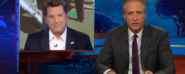 Jon Stewart: F*ck Eric Bolling and All Your False Patriotism