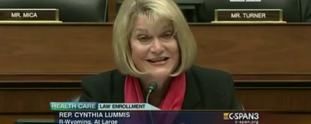 GOP Rep Makes Up Wild Fantasy Story About How Obamacare Killed Her Husband
