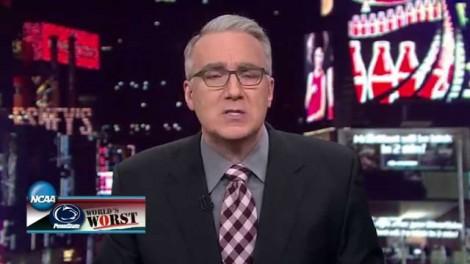 Mitt Romney Tells Truth >> Olbermann Gets it Right; No Way Penn State Should Get a Break