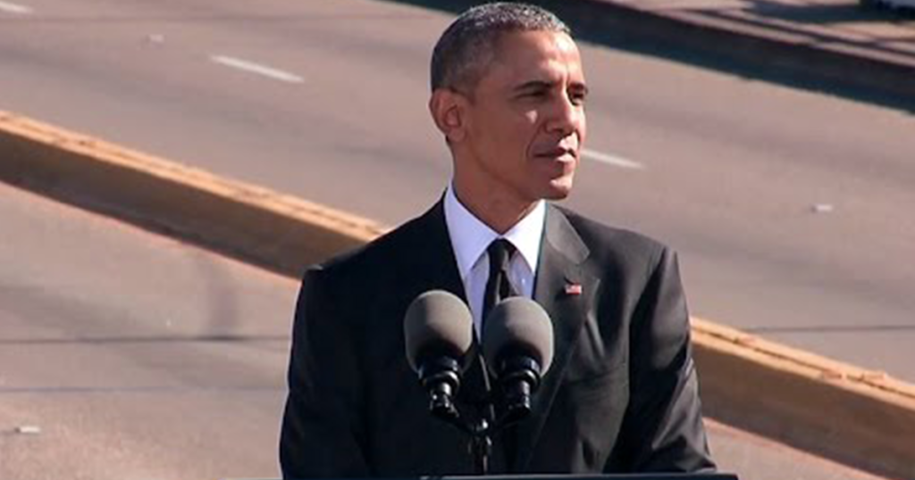 obama selma speech Obama in selma: our march is not yet finished  bush shared the platform  during speeches that preceded a symbolic walk across the bridge.
