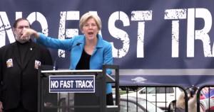 Elizabeth Warren No Fast Track