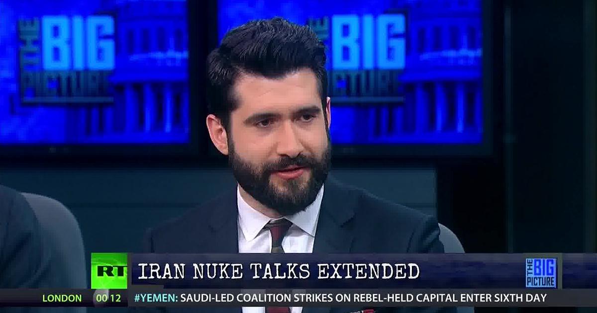 Thom Hartmann: Why the GOP is Sabotaging the Iran Talks