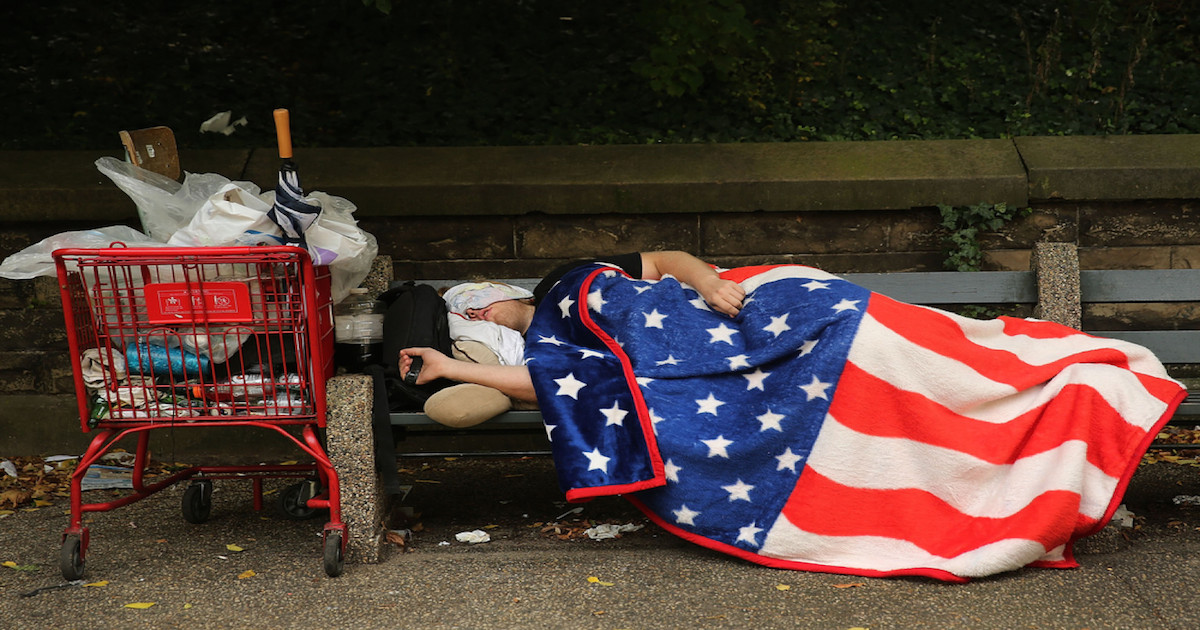 Rising child poverty pushes American dream out of reach for many