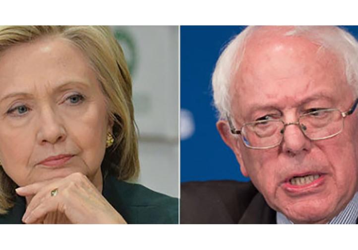 Hillary-Bernie