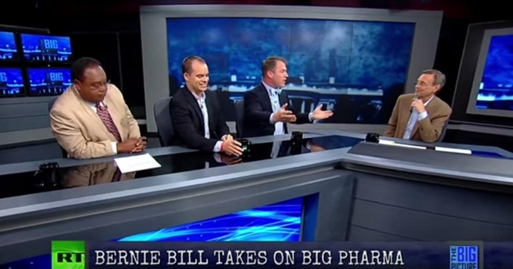 The Big Picture with Thom Hartmann: Bernie Sanders Takes on Big Pharma