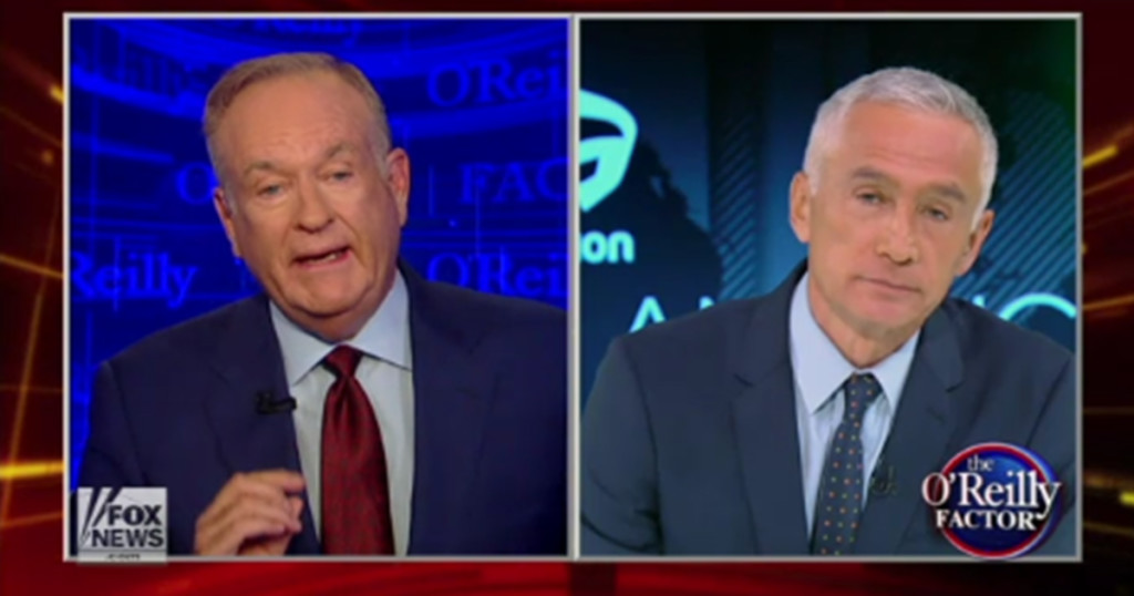 Jorge Ramos Takes on O'Reilly: The Ultimate Media Showdown of Good vs. Evil