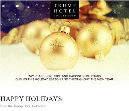 Trump Holidays