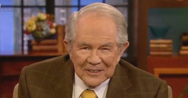 Pat Robertson: Gay People Are Taking Away Our Rights