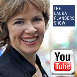 Laura Flanders YouTube