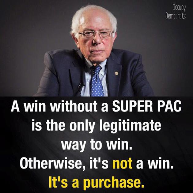 Bernie SuperPac