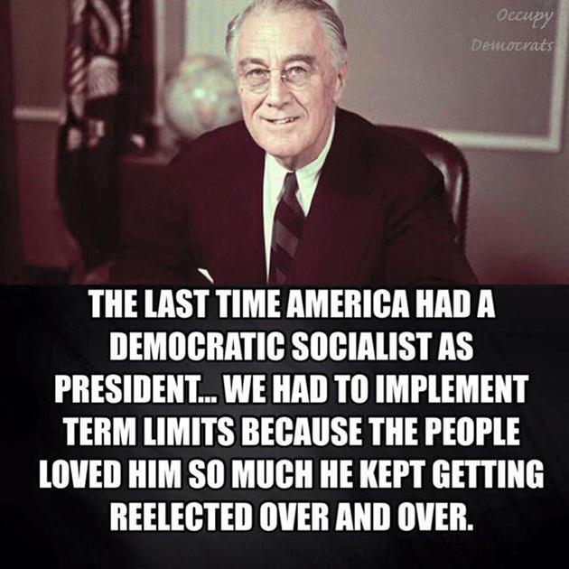 FDR Term Limits