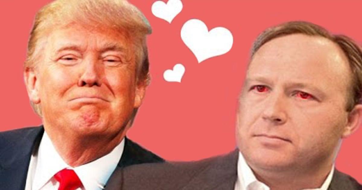 Тръмп и Джоунс