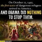 Obama Failed to Arrest Italian Refugees