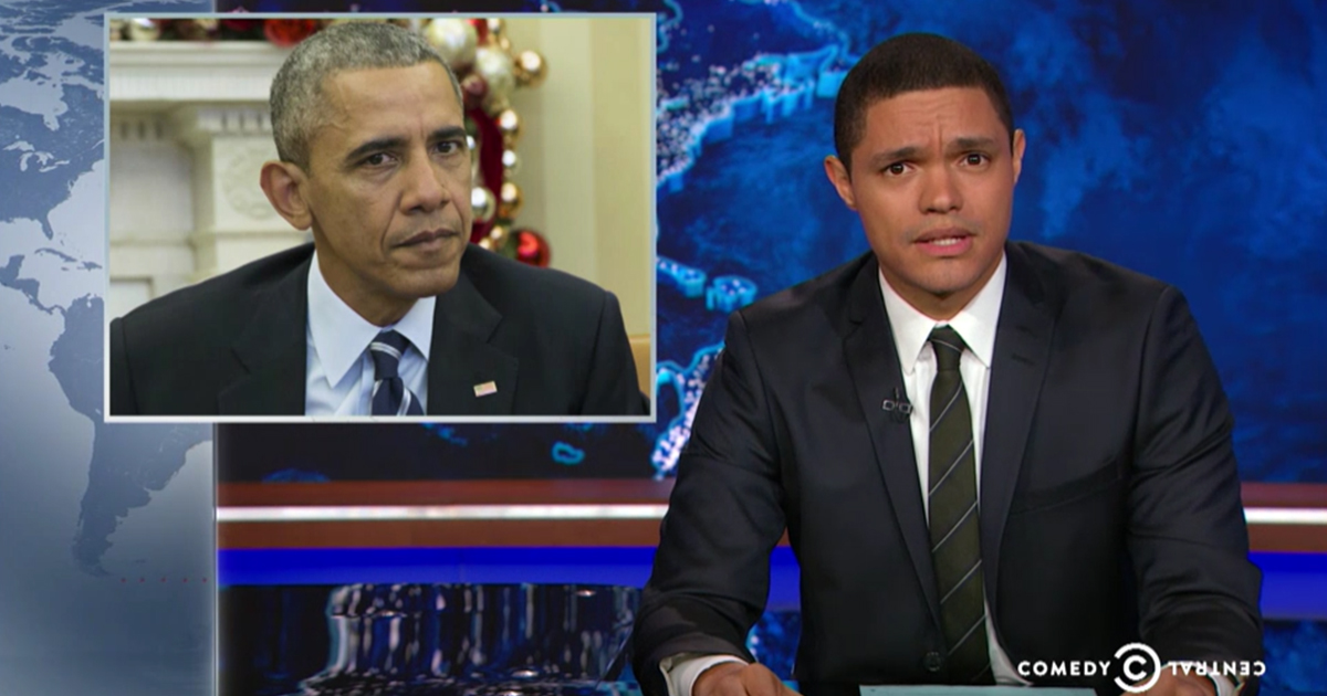 Trevor Noah's Take Down of Ted Cruz is a Thing of Beauty
