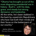 Unpatriotic Backstabber