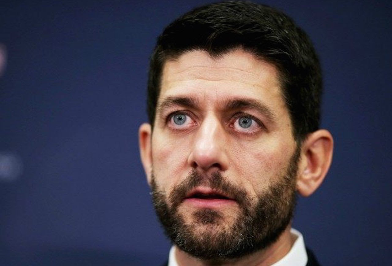 Conservatives Attack Paul Ryan S Quot Muslim Beard Quot Claim He