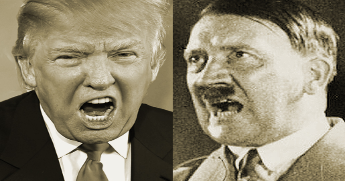 Mike Malloy: Trump is Connecting With People Exactly Like Hitler Did ...