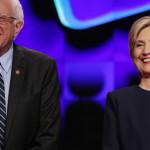 Bernie Hillary Debate 2