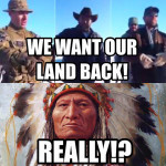 Militia Indians