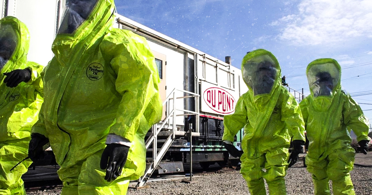 "For Decades to Come"": Dupont's C8 Catastrophe Will Persist for"