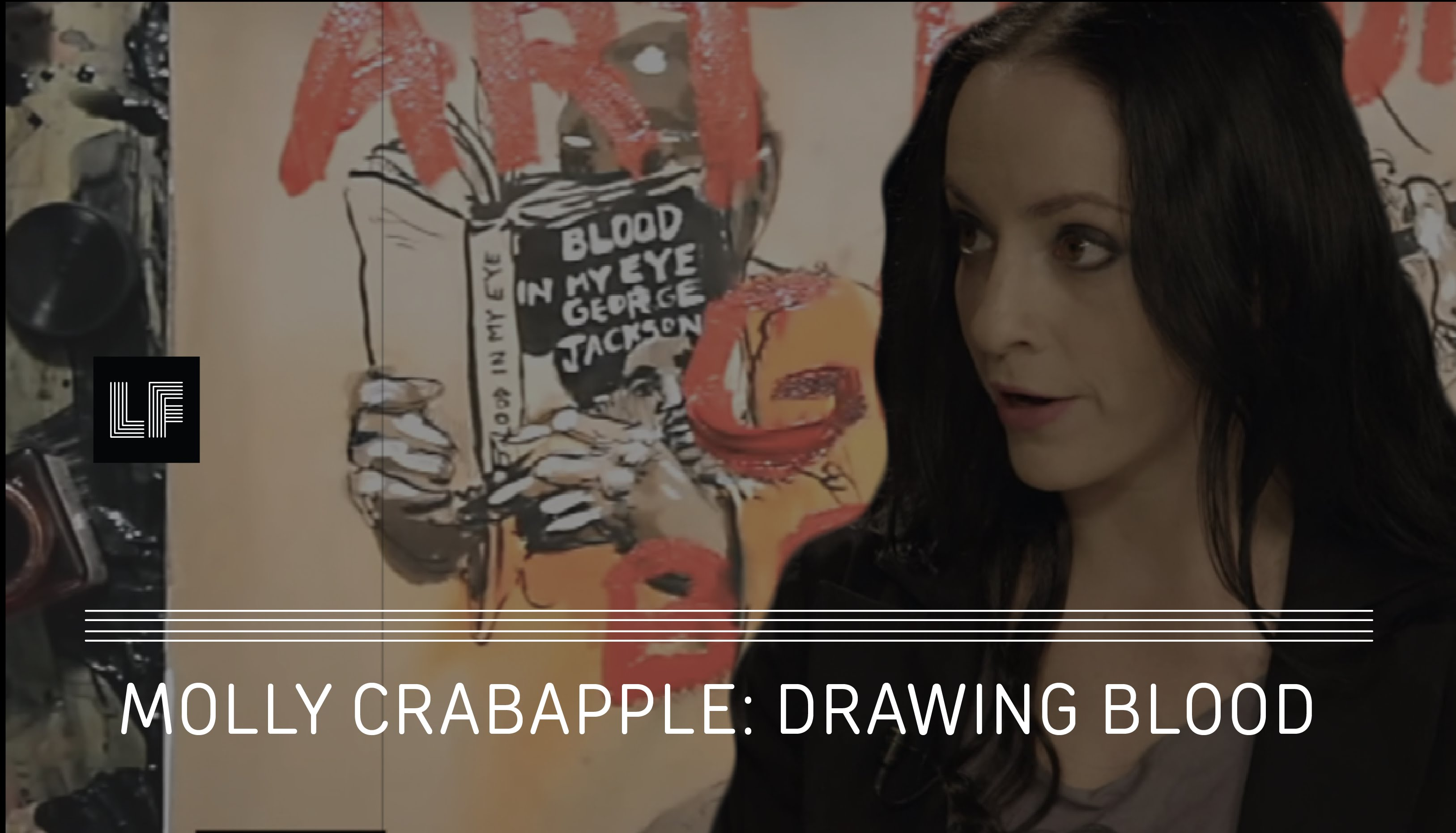 Molly Crabapple: Drawing Blood - Laura Flanders Show - The Ring of