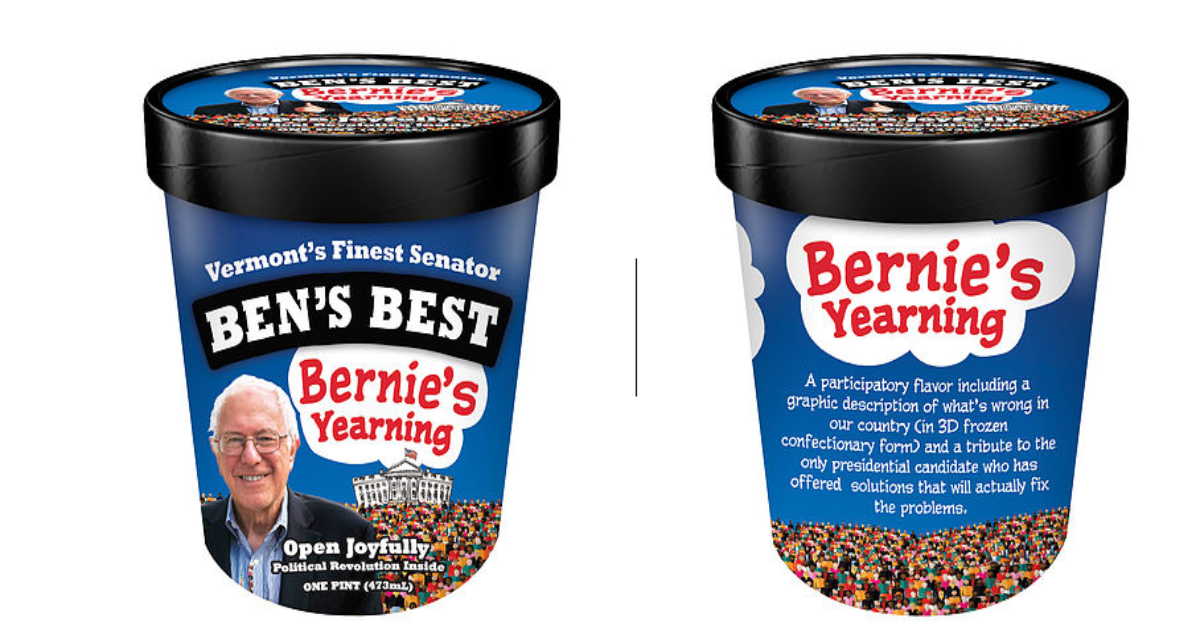 4ps of marketing ben and jerry s Ben & jerry's has managed to retain and grow the commitment to social justice that was baked into the firm by its founders, ceo jostein solheim says.