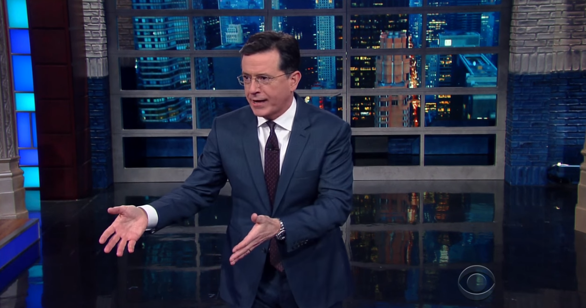 colbert pokes fun at bernie sanders over atm fee comment
