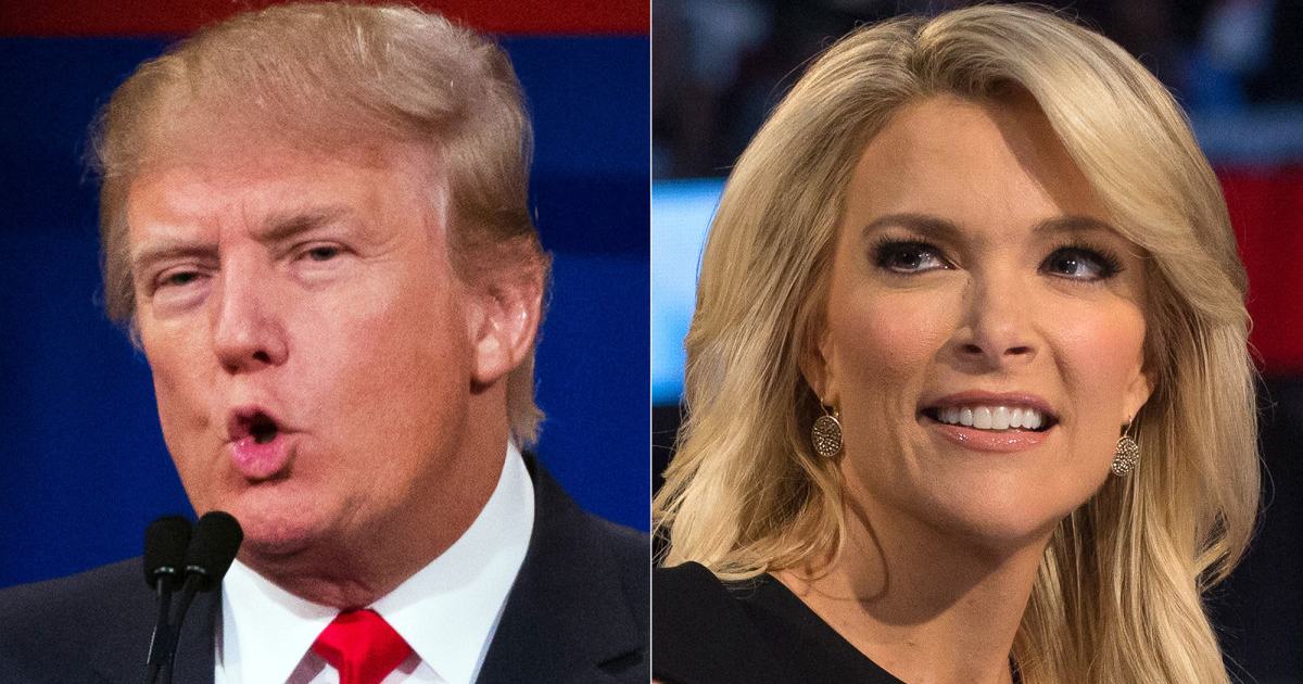 Donald Trump Vows to 'Fight Back' Against Fox's Megyn Kelly