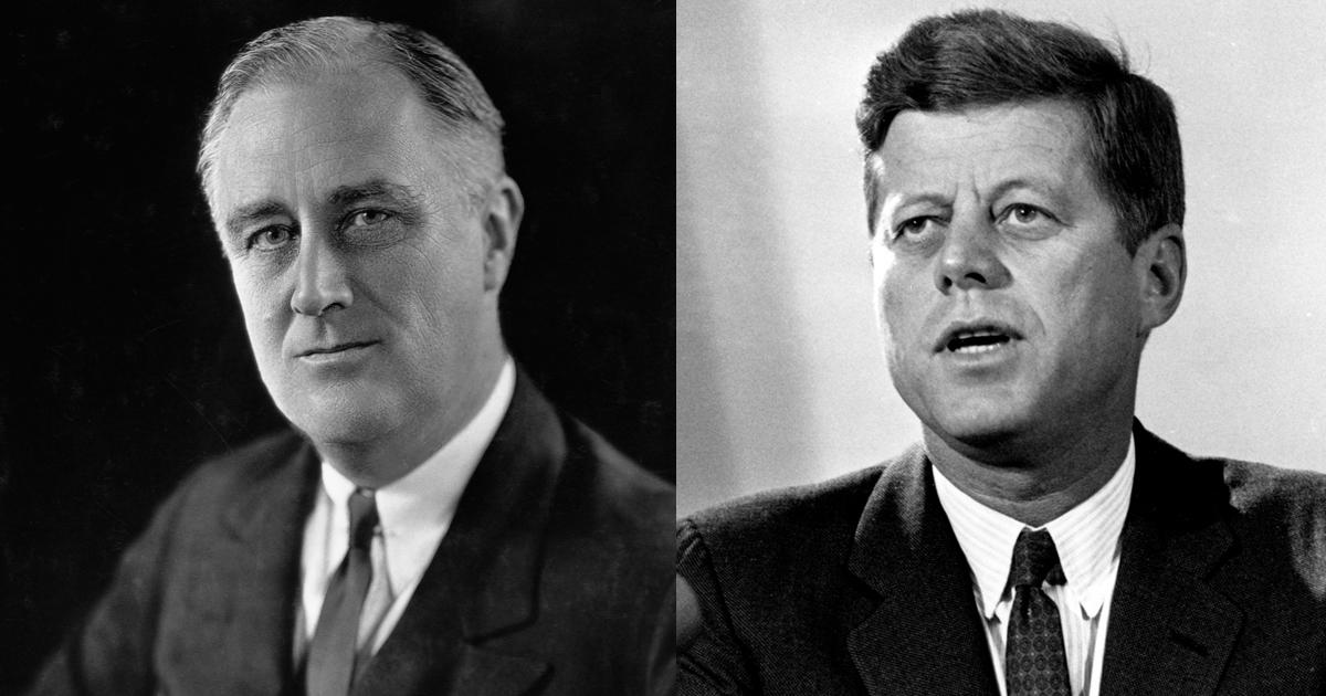 JFK and FDR Talk Back to Donald Trump - Thom Hartmann ...