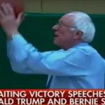 Fox News In Awe Of Bernie's Basketball Skills: We Are Too!