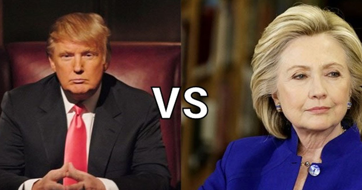 Trump Vs Clinton Stream