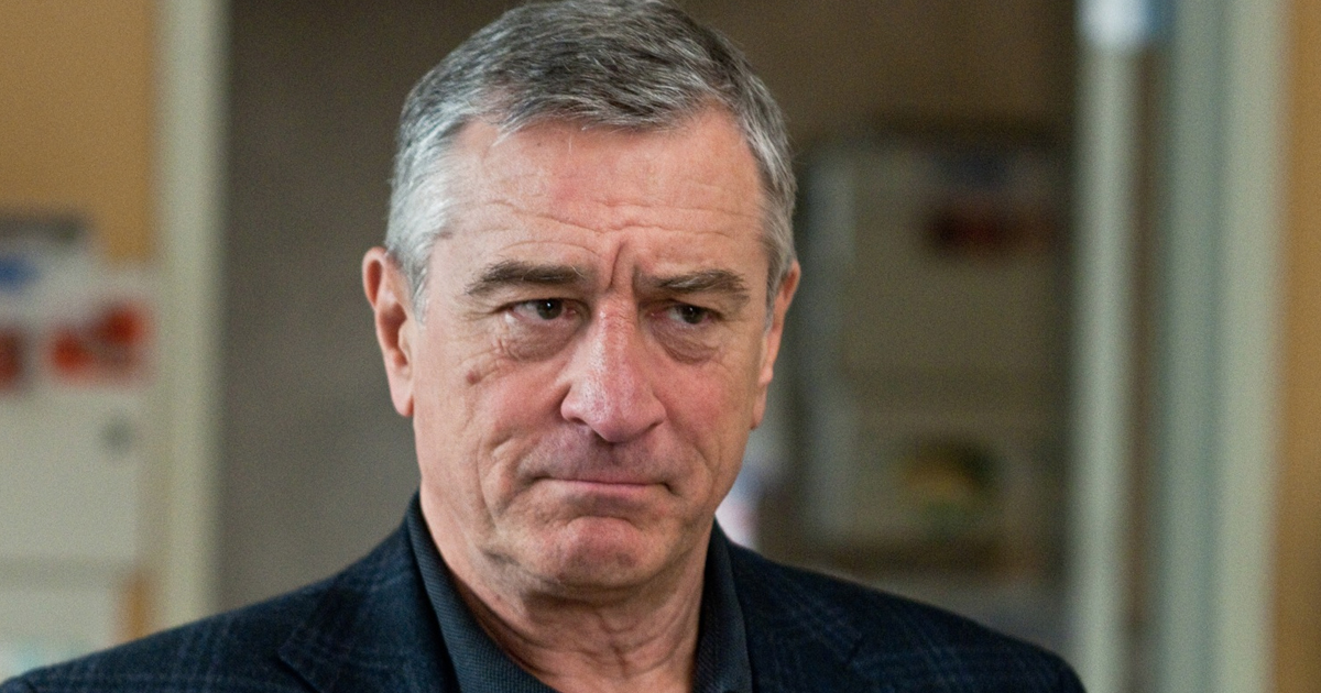 Robert De Niro compares Trump with