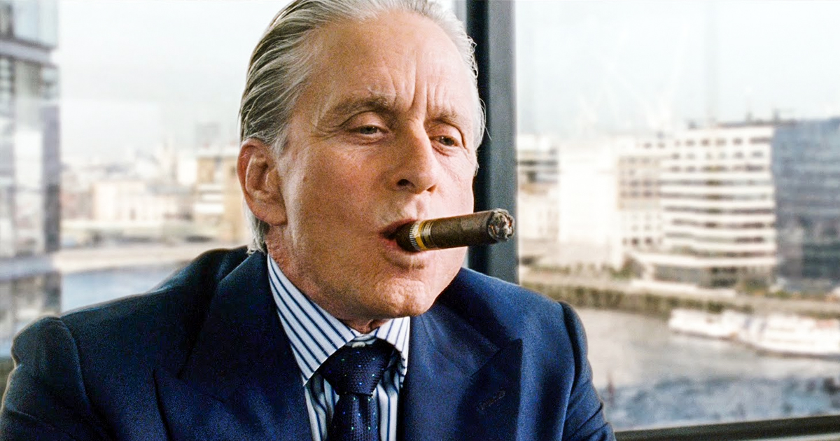 Real-Life Gordon Gekko Is Feeling The Bern - The Young ...