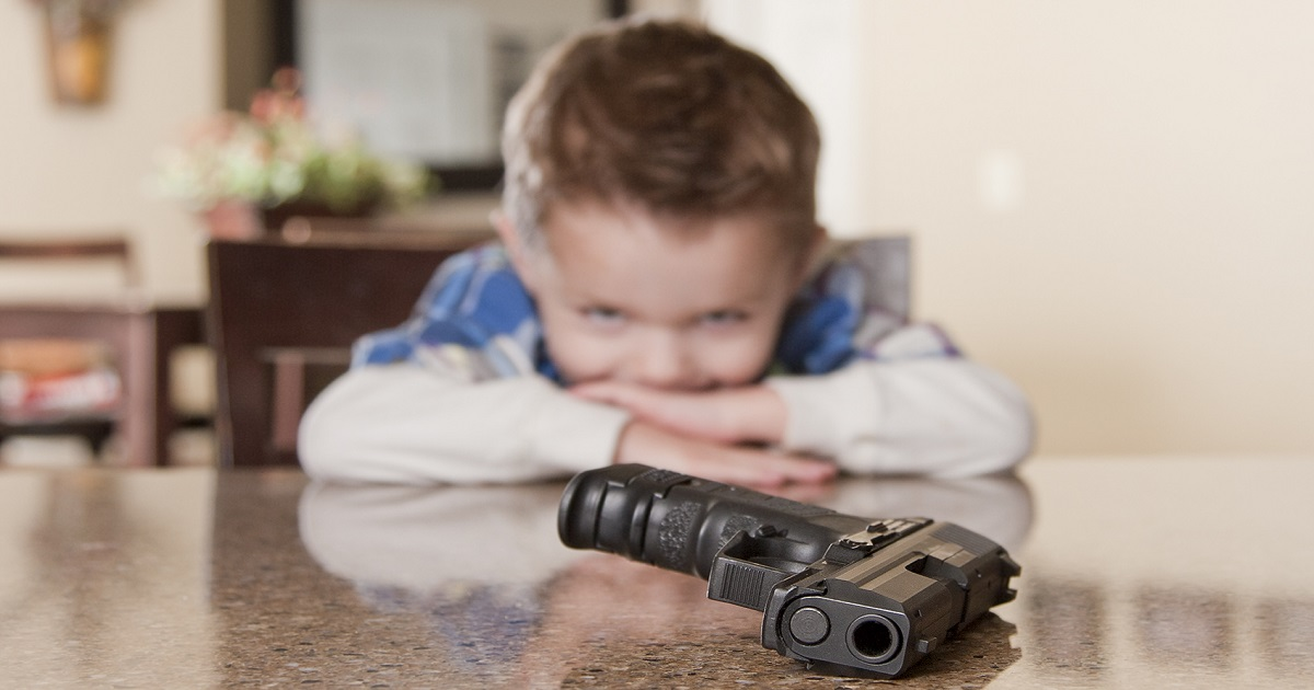Little Kid Rifles
