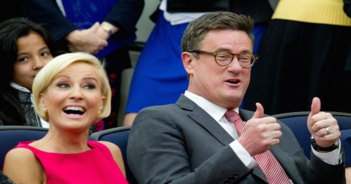 Morning Joe Tries To Be Clever & Fails: Compares Trump And ...