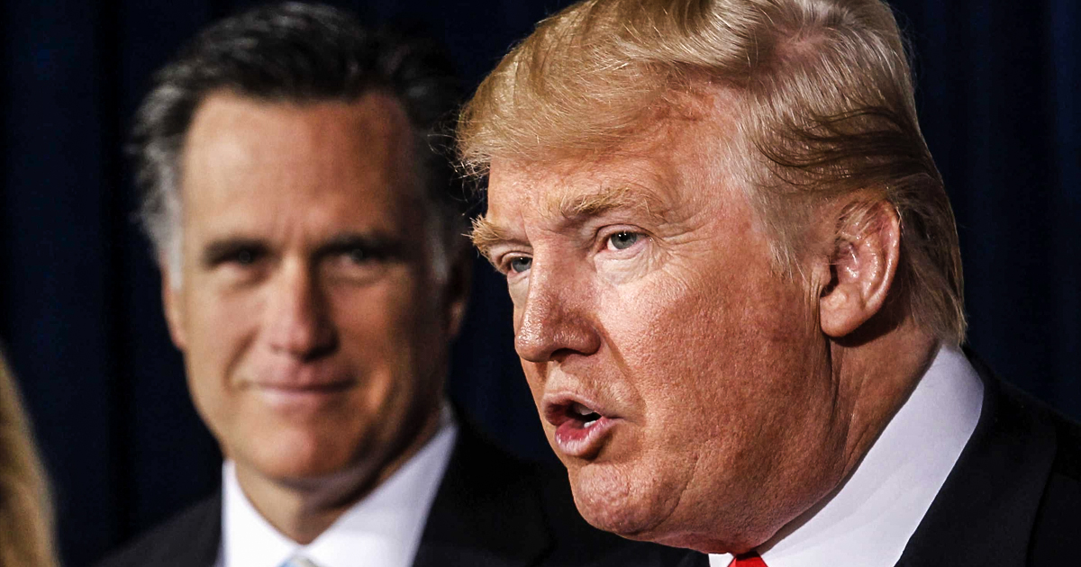 Conway tweets about Trump base anger over Romney
