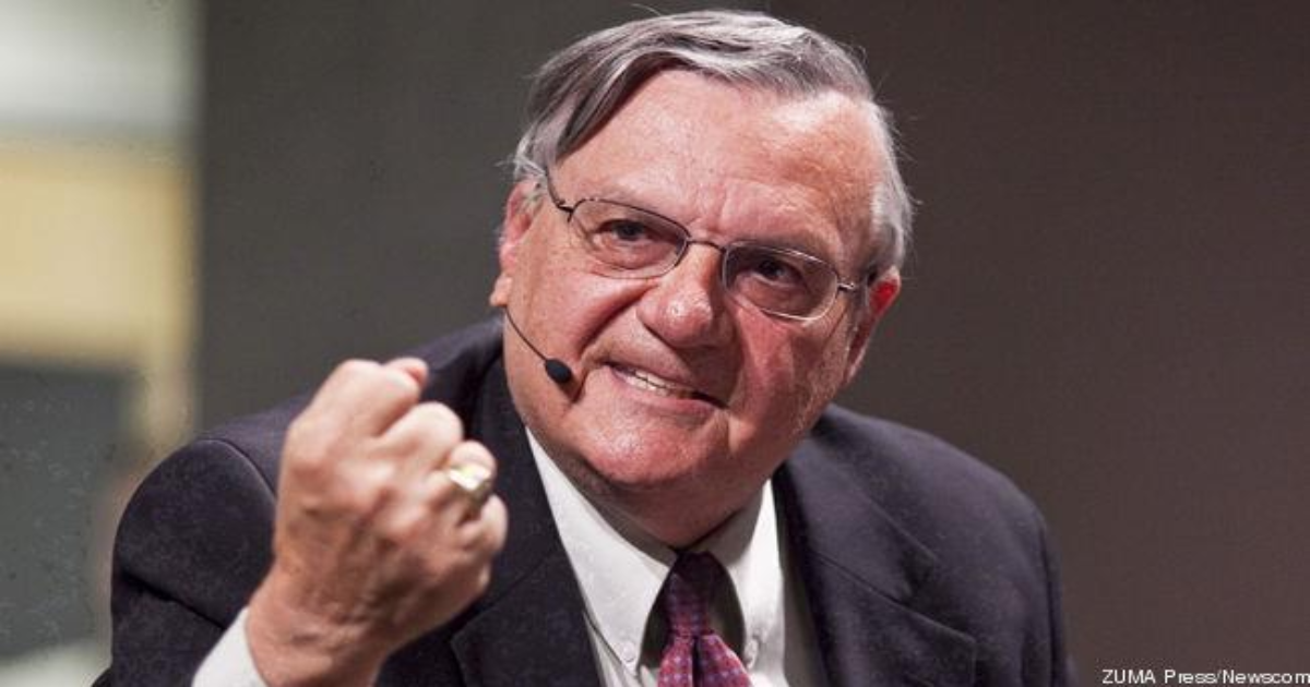 sheriff joe arpaio Joe arpaio, the former sheriff of maricopa county in arizona, was found guilty of criminal contempt for ignoring a judge's order to stop racially profiling.