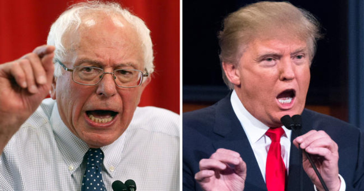 Bernie Sanders Just Signaled That He Knows He Can't Win