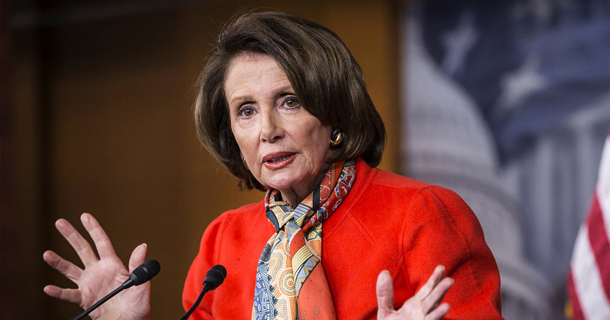 Nancy Pelosi: 'I'm worth the trouble.' Conservatives agree