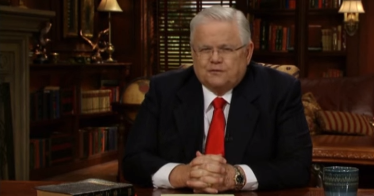 TV Evangelist Hagee: Vote for Trump or God will Punish You